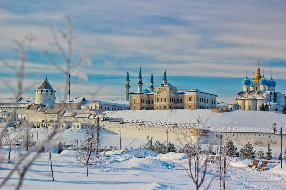 Татарстан за новогодние каникулы посетили 150 тыс. туристов