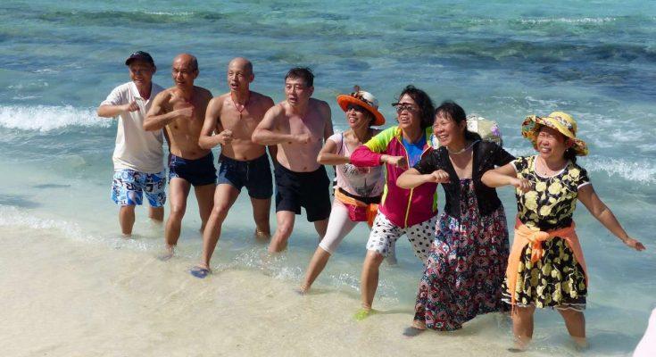 Китайских туристов в Крыму стало в два с половиной раза больше