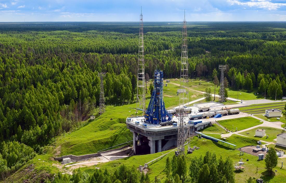 Недалеко от Москвы хотят построить частный космодром для космических туристов