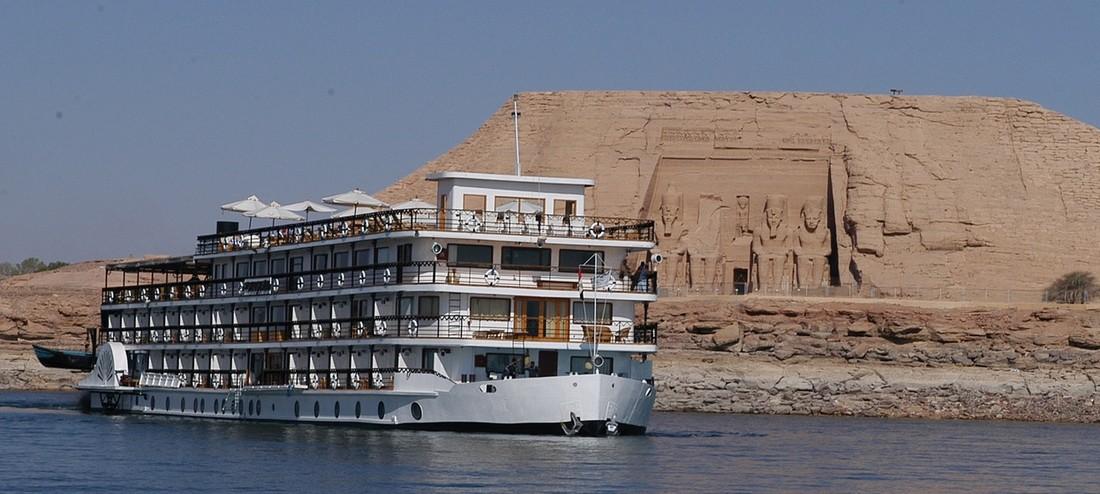 Египет на 2019 год занял второе место среди круизных направлений