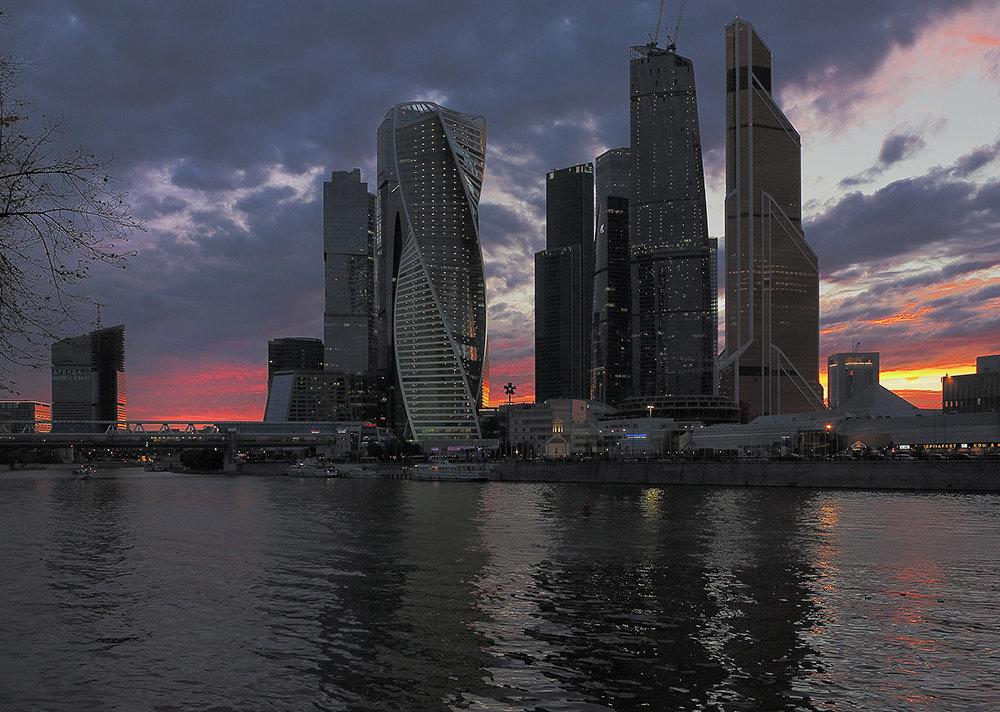 Ростуризм переедет в небоскребы Москва-Сити