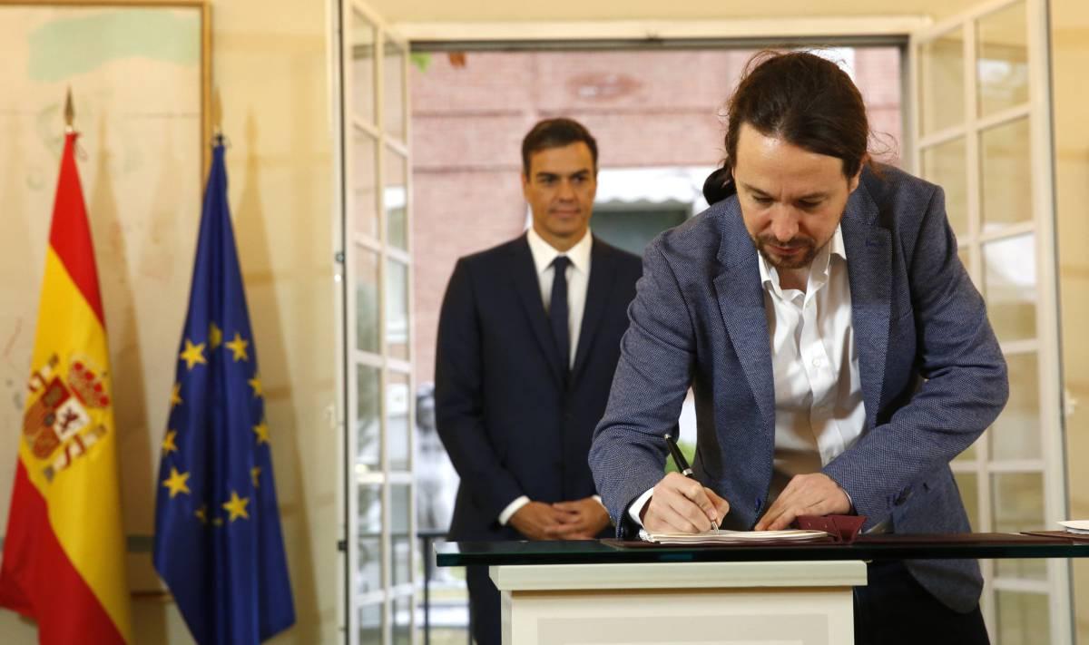 Испанское правительство планирует направить 57,3% всех доходов казны на социальные нужды