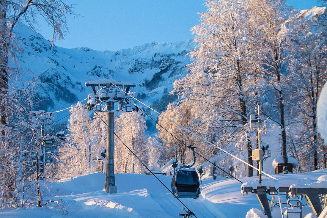 Курорты Краснодарского края за каникулы посетили 670 тыс. туристов