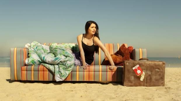 Большинство предпочло на каникулах диван и дачу