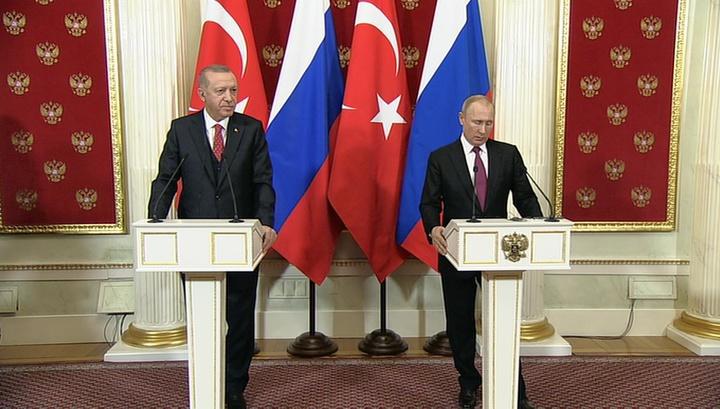 Туры в Турцию на 2019 год: Эрдоган ждет 6 млн российских туристов, а Путин гарантировал безопасность