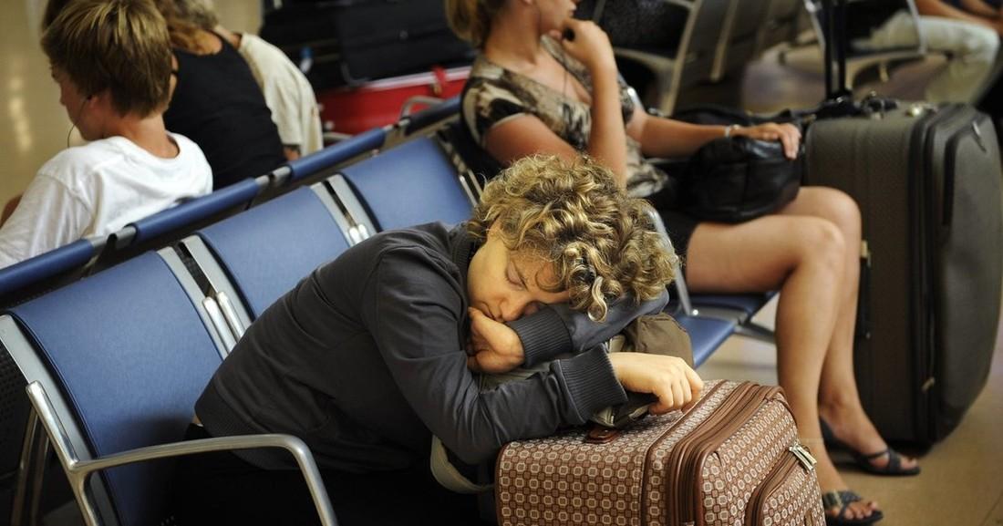 2018 год стал рекордным по числу задержек рейсов