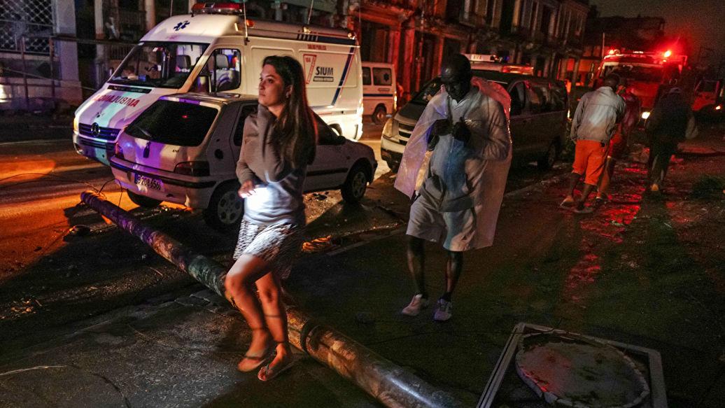 На Кубу обрушилось торнадо, погибли три человека