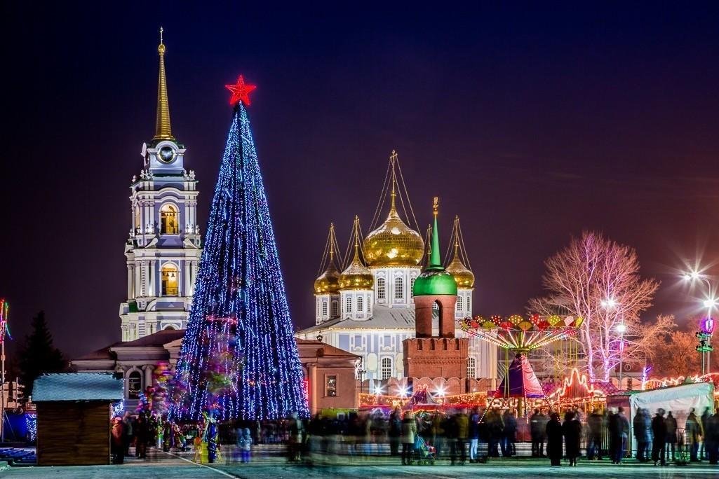 «Новогоднюю столицу России» посетили более 60 тыс. туристов