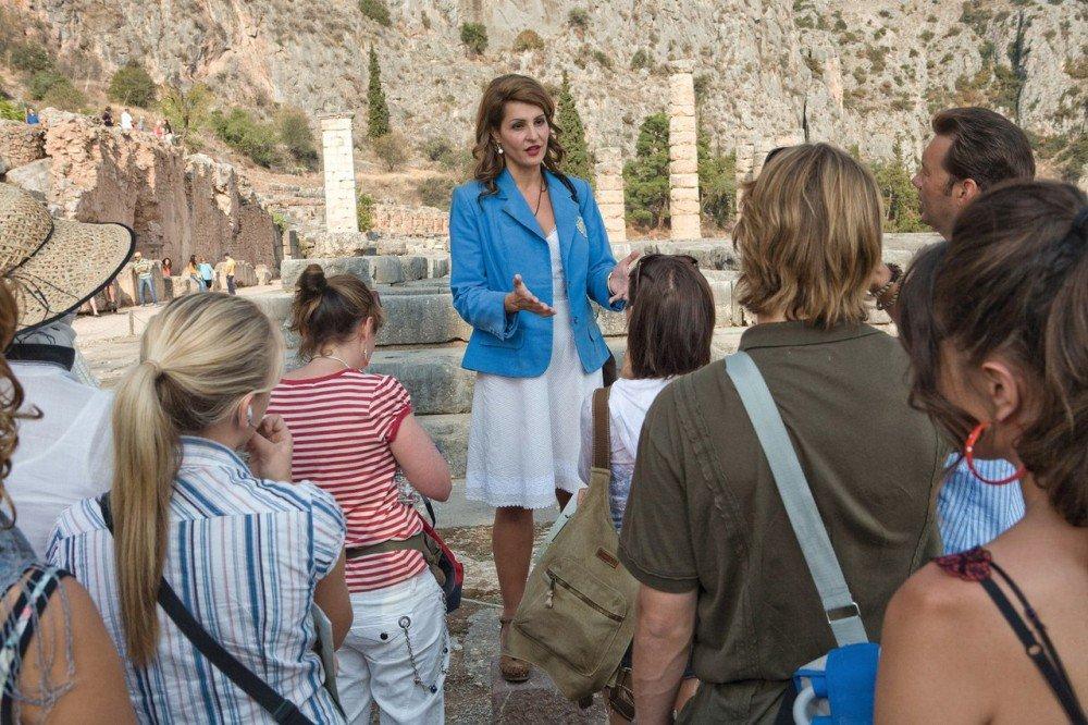 Экскурсии по местным достопримечательностям предпочитают более трети российских туристов
