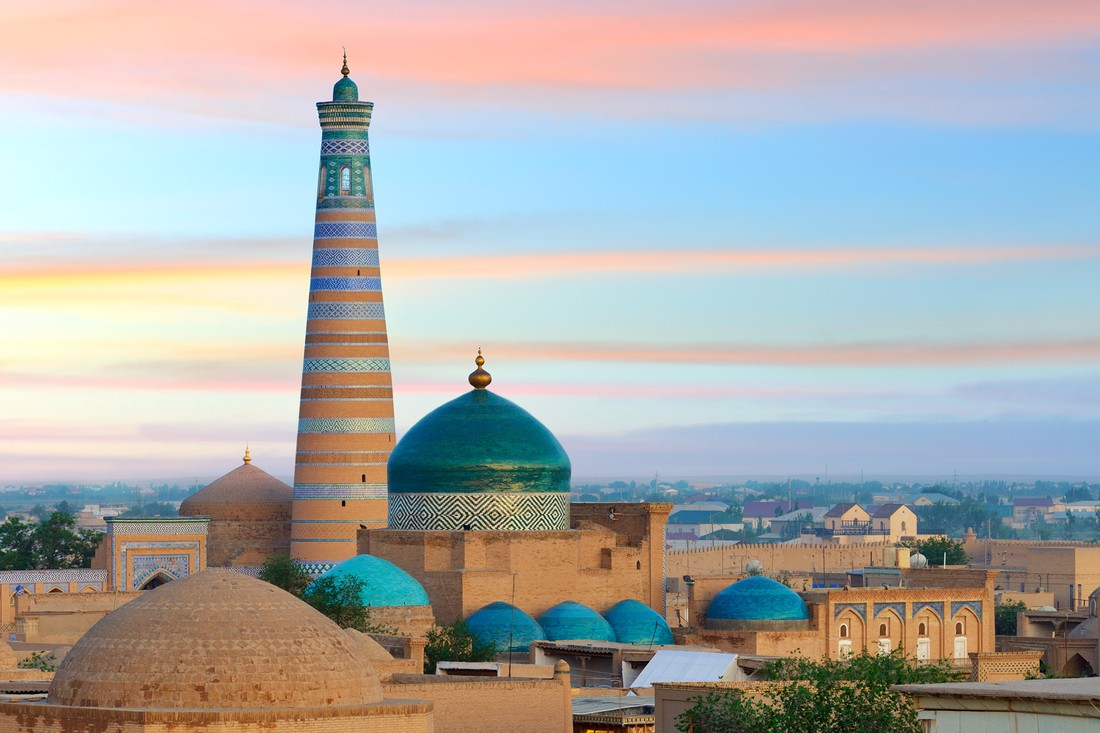 Власти Узбекистана приняли концепцию развития сферы туризма до 2025 года