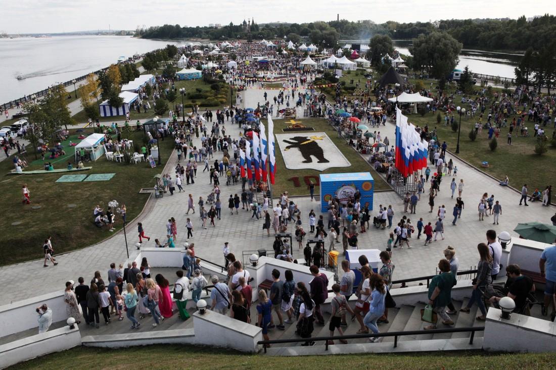 В Ярославской области насчитали более 4 млн туристов