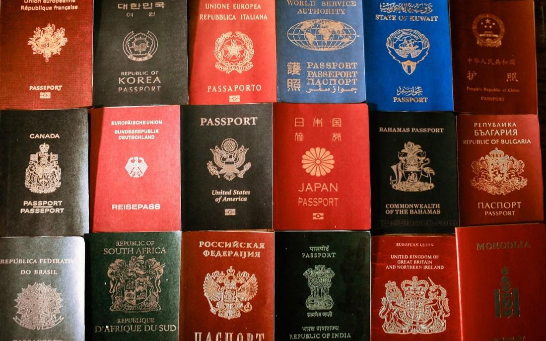 Представлен новый рейтинг паспортов мира