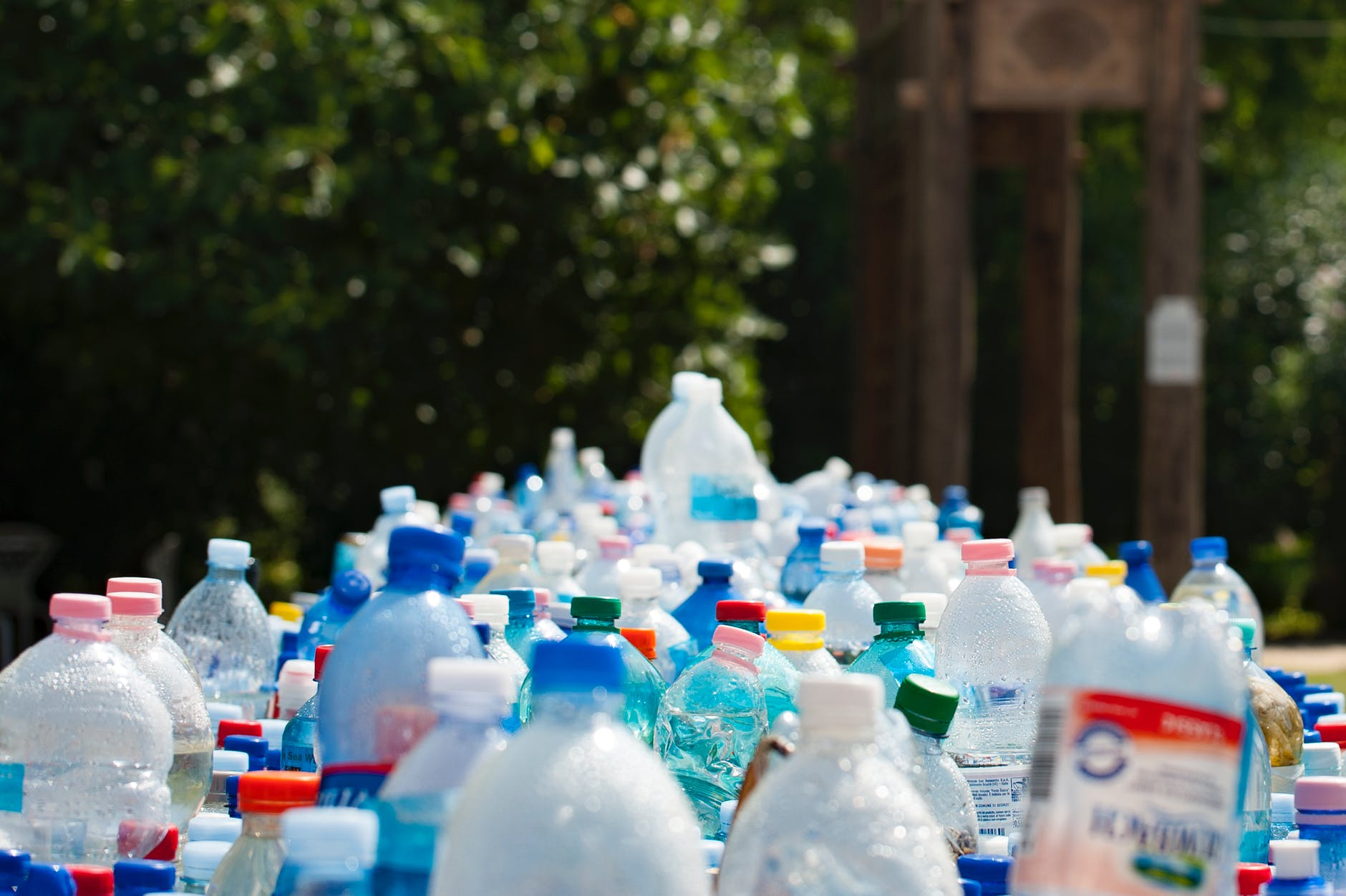 Испания намеревается возглавить борьбу с одноразовым пластиком