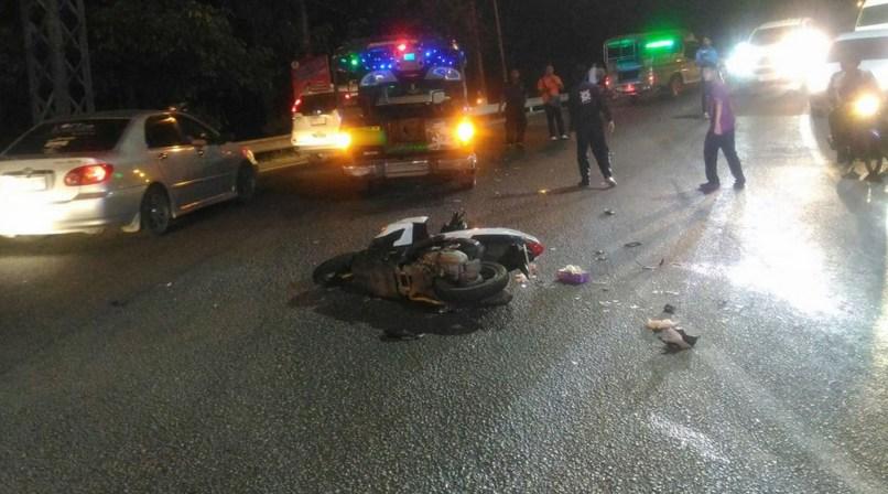 Два российских туриста разбились в Таиланде