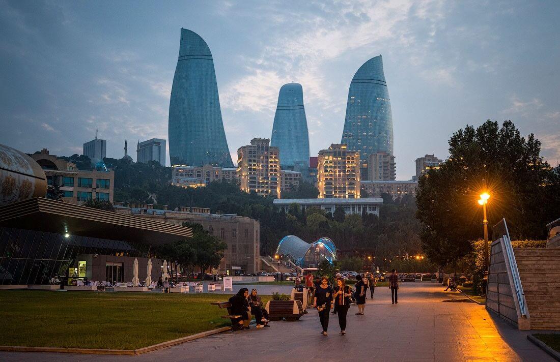 Азербайджан запускает рекламную кампанию для российских туристов