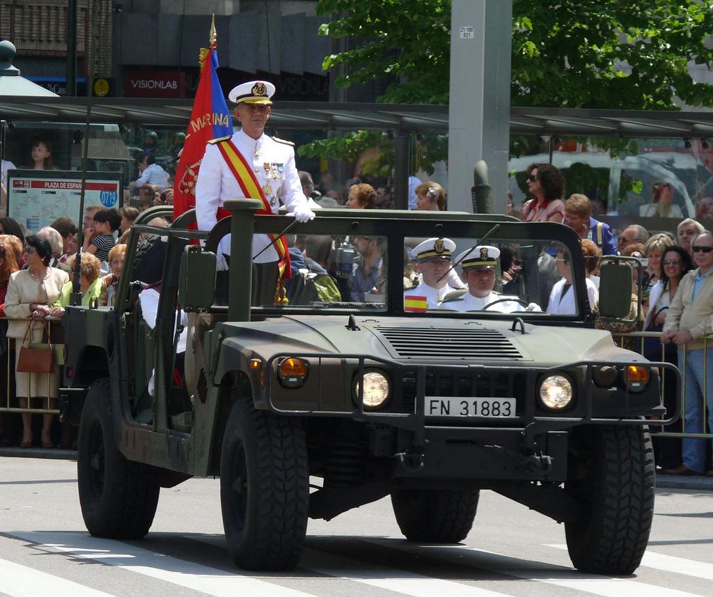 Торжественное празднование Дня вооруженных сил Испании пройдет 1 июня в Севилье