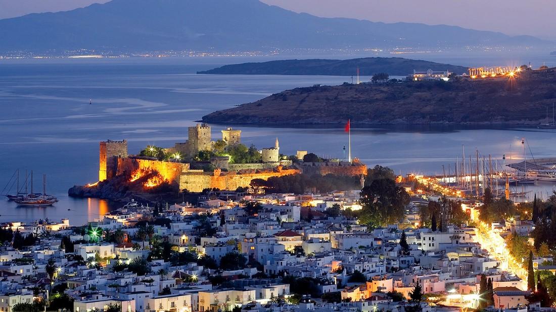 Турецкий Бодрум отчитался о 20% роста бронирований, в том числе туристами из России