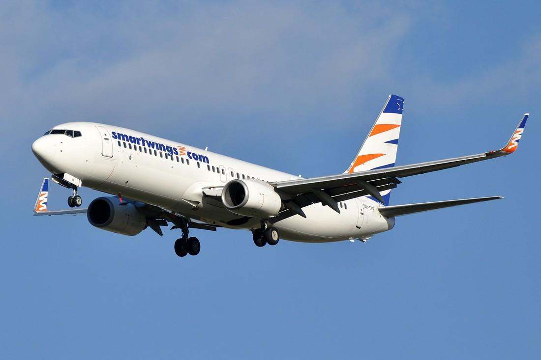 Чешская авиакомпания Smartwings начнет возить туристов из Самары в Прагу