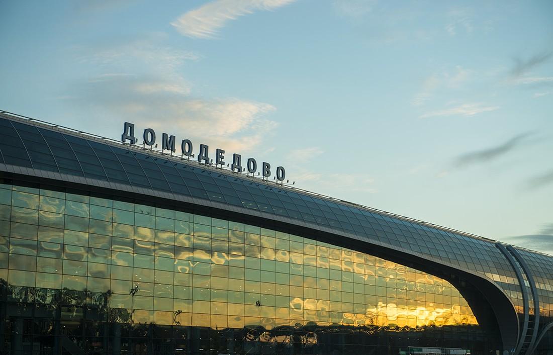 Домодедово открыл эстакаду с зоной высадки для туристов в двух шагах от терминала