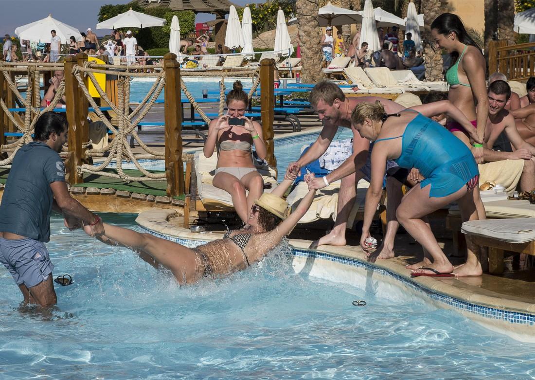 Число российских туристов Египте за год выросло на 54%