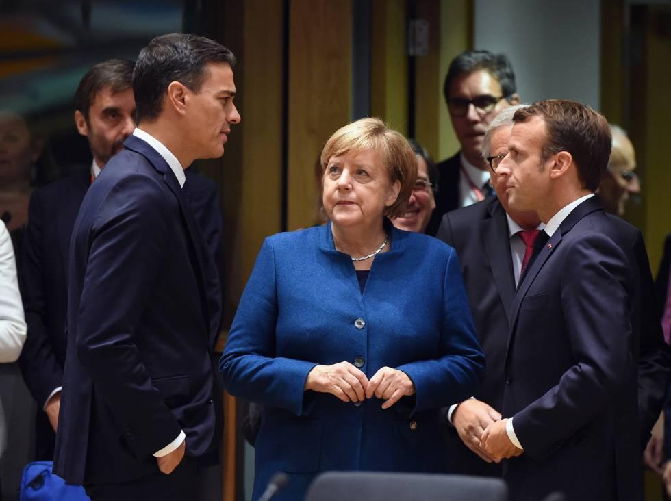 Испания, Германия и Франция заключили новый политический союз