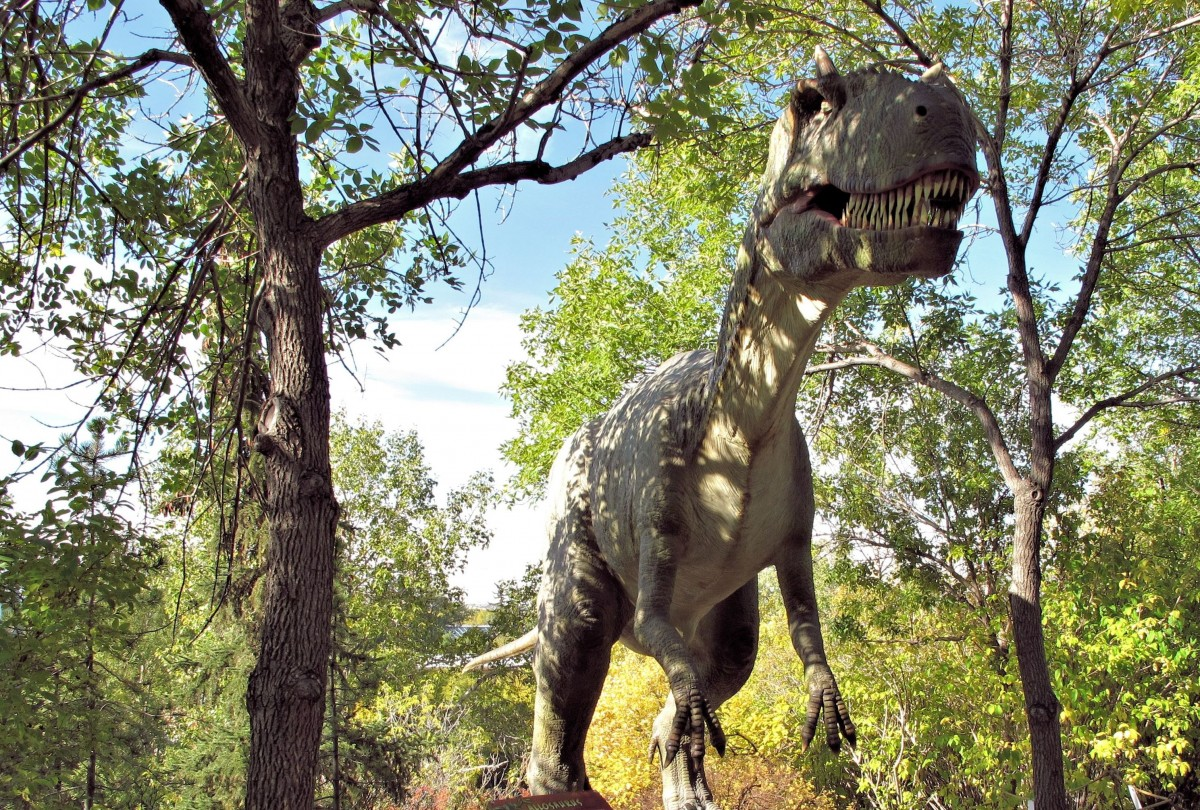 Динозавры еще никогда не были так близко: «Парк Юрского периода» в Мадриде