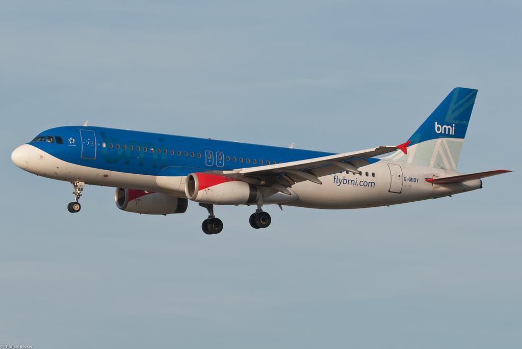 Британская авиакомпания Flybmi заявила о прекращении деятельности