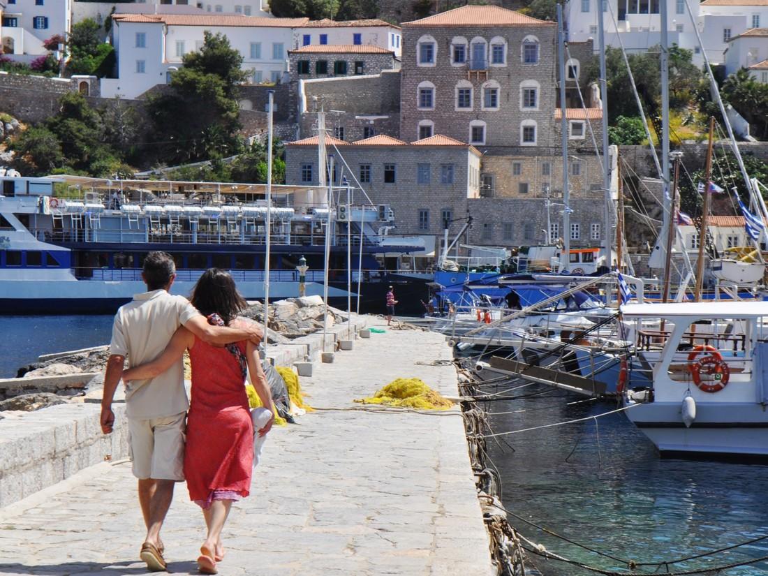 Греция отметила очередной рекордный год, российские туристы в первой десятке