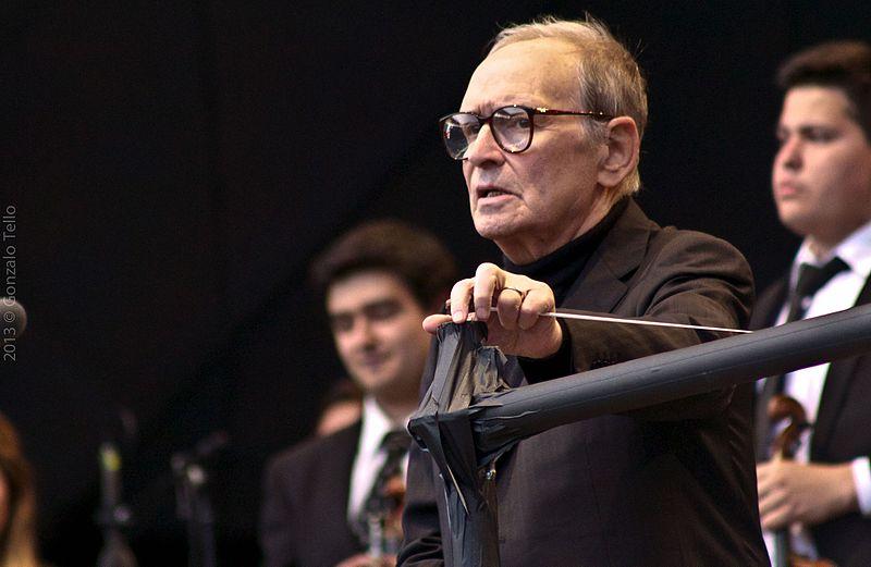 Последний концерт Эннио Морриконе в Испании