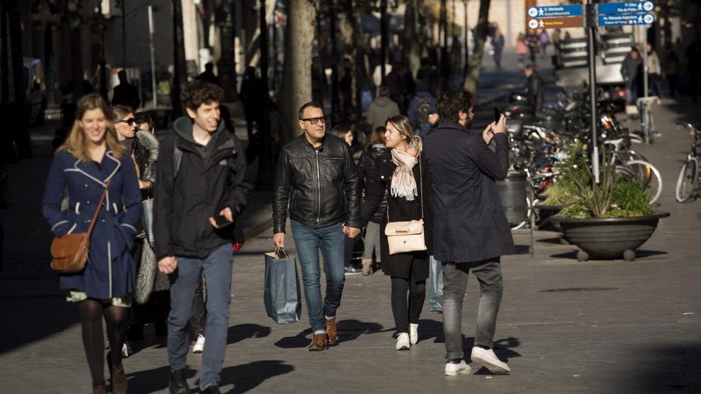 Материально-финансовая состоятельность испанских семей достигла рекордного уровня
