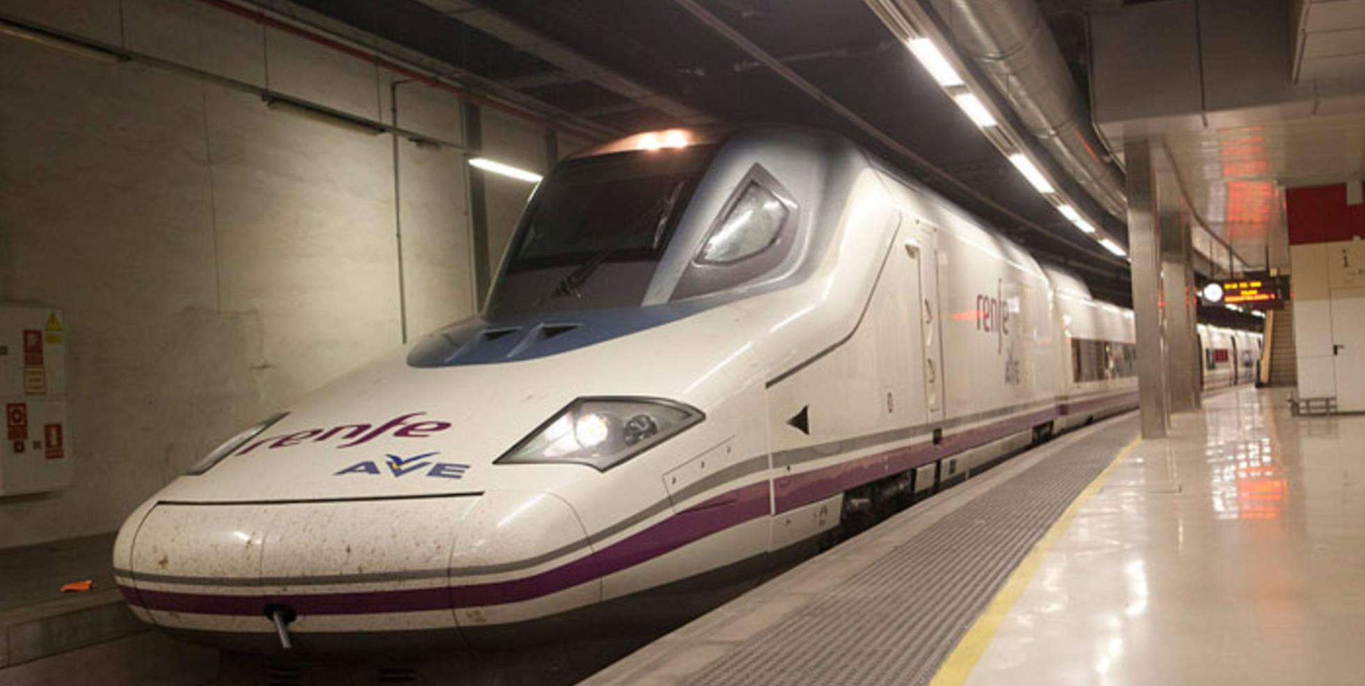Новый поезд Мадрид – Барселона категории low cost будет на 40% дешевле