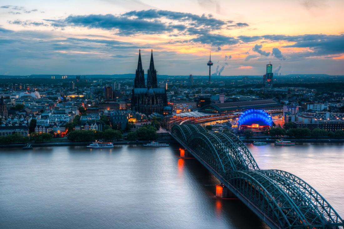 В Кёльне подчитали туристов – в том числе и российских
