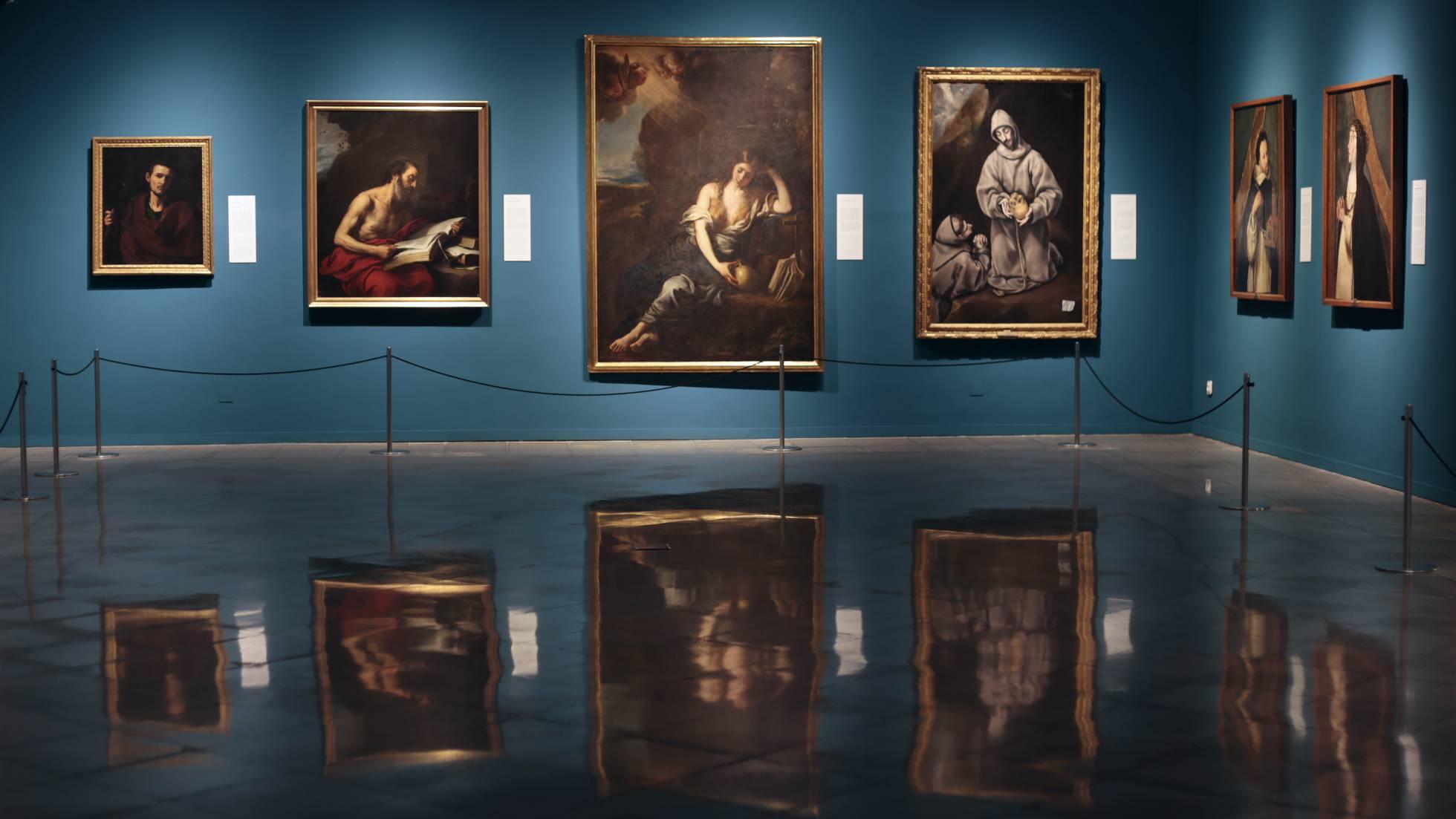 В Каталонии открылась выставка работ из коллекции музея Прадо