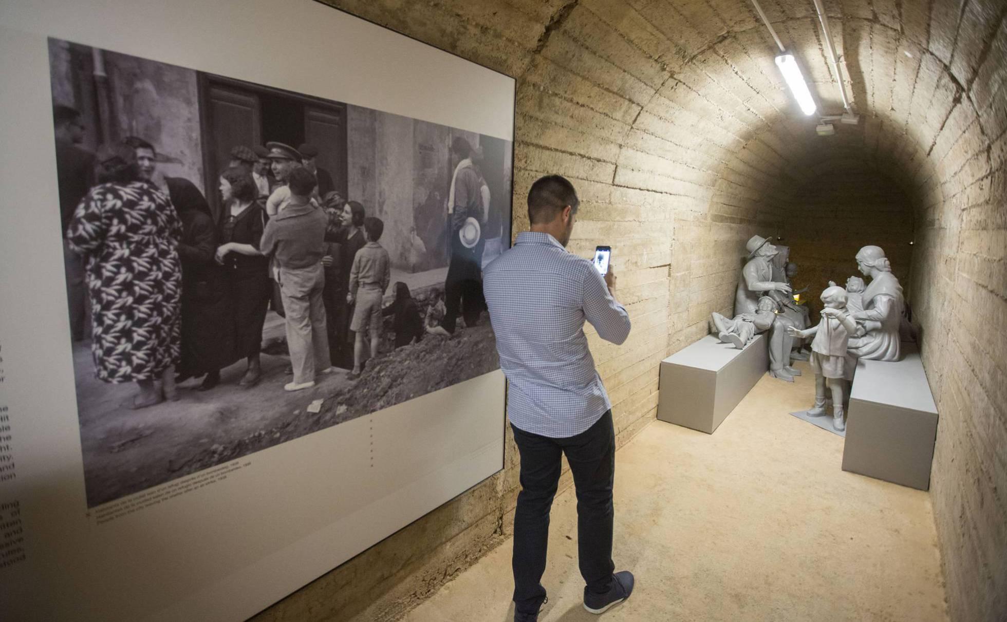 В Валенсии создан культурный проект, объединяющий 1066 объектов времен Гражданской войны