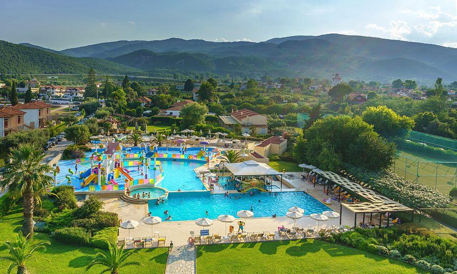 Mouzenidis Group и Cronwell Hotels & Resorts создают в Греции новый турпродукт