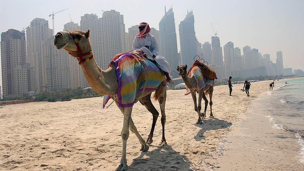 Эмираты ожидают к 2023 году около 9 млн туристов за счет пяти ведущих рынков