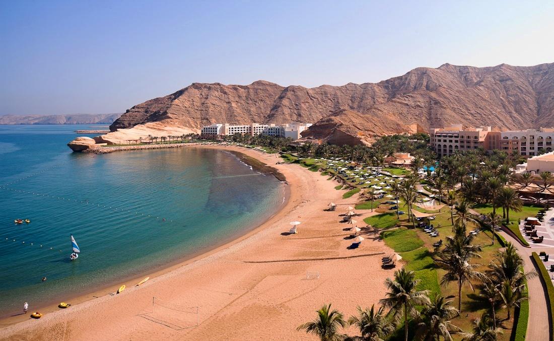 Оман планирует удвоить число российских туристов