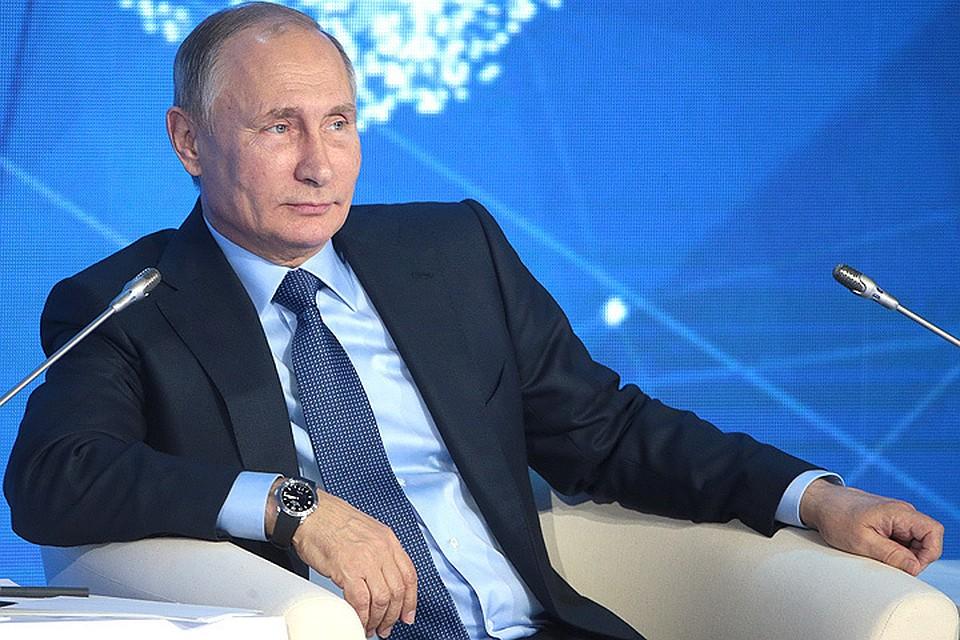 Владимир Путин: увеличить число краткосрочного въезда интуристов без виз возможно