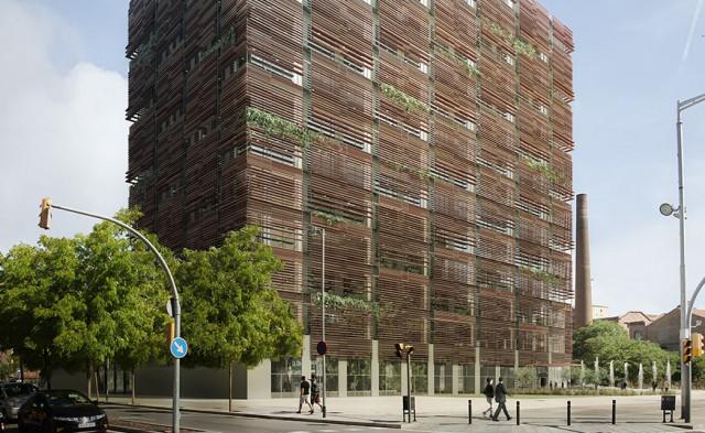В 2019 году объем инвестиций в офисы Барселоны превысит один миллиард