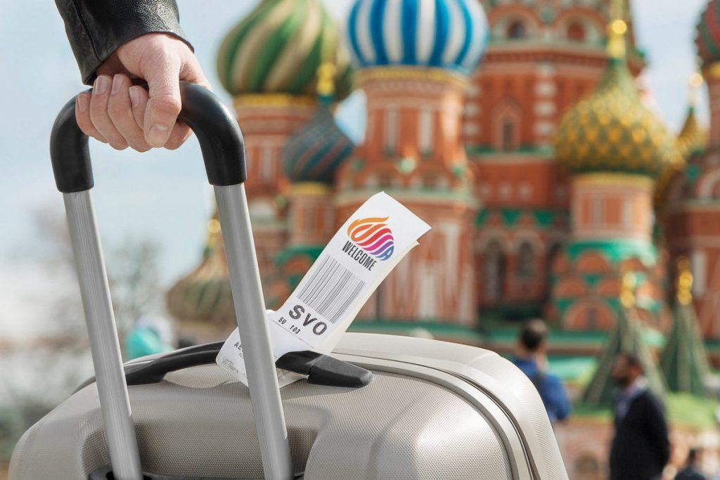Число американских туристов в России выросло на 15%
