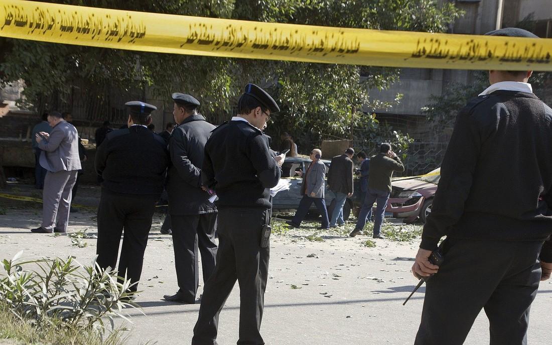 В Каире террорист-смертник подорвался у туристического рынка Хан-эль-Халили