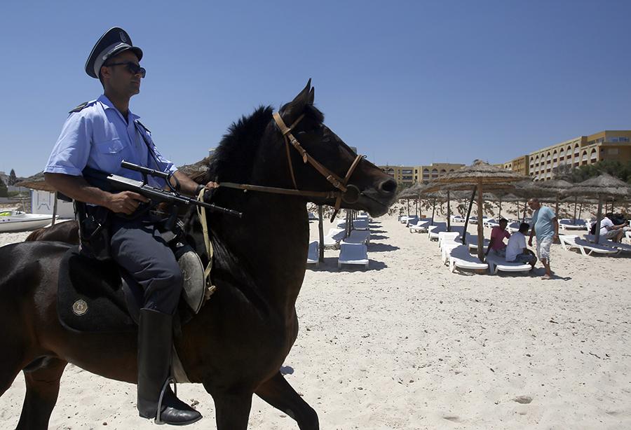 В Тунисе завершился суд над террористами, арестованными за теракты против туристов
