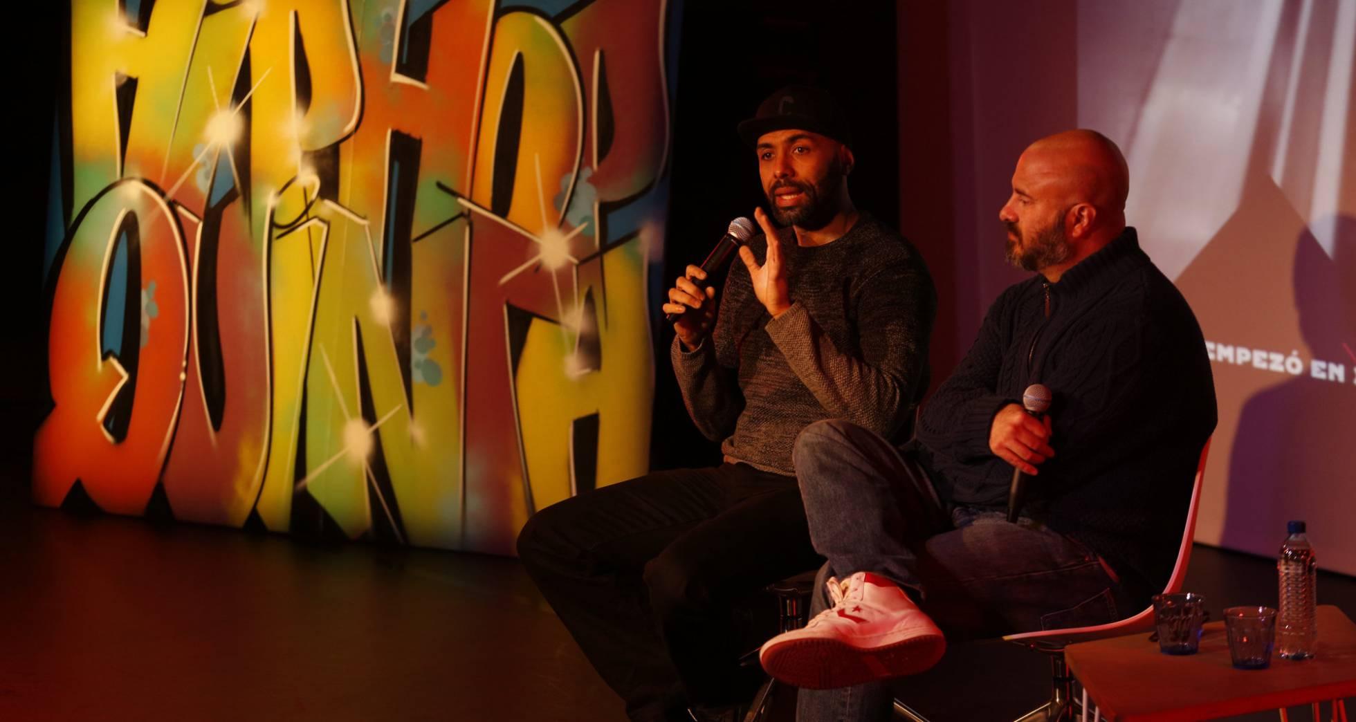 В Мадриде создаются культурные проекты в стиле хип-хоп для подростков