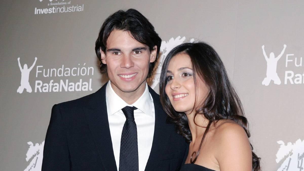 Рафа Надаль женится на своей подруге через 14 лет после начала их отношений