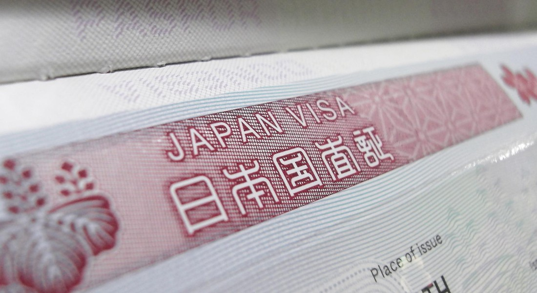 Япония готовится к отмене виз для российских туристов