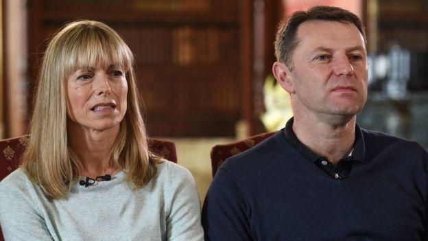 Родители Мадлен Маккан отказались сниматься в сериале Netflix. Фото: ВВС