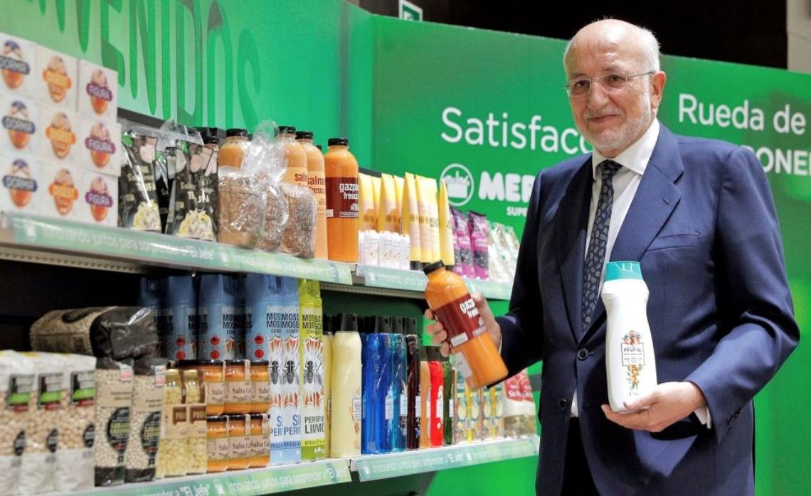 Mercadona в ближайшие пять лет инвестирует €10 млрд в развитие компании