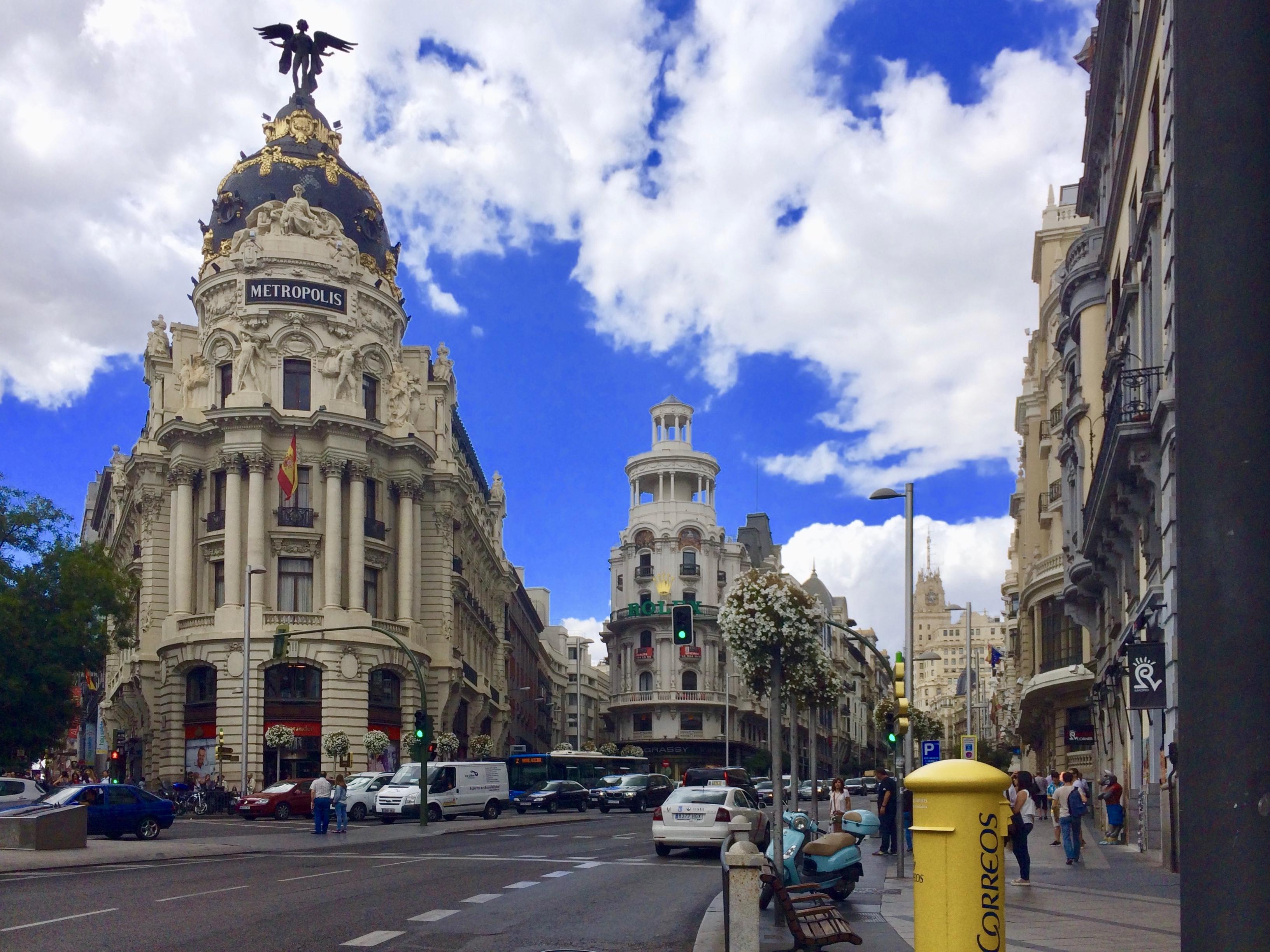 Cамые популярные европейские города в Instagram