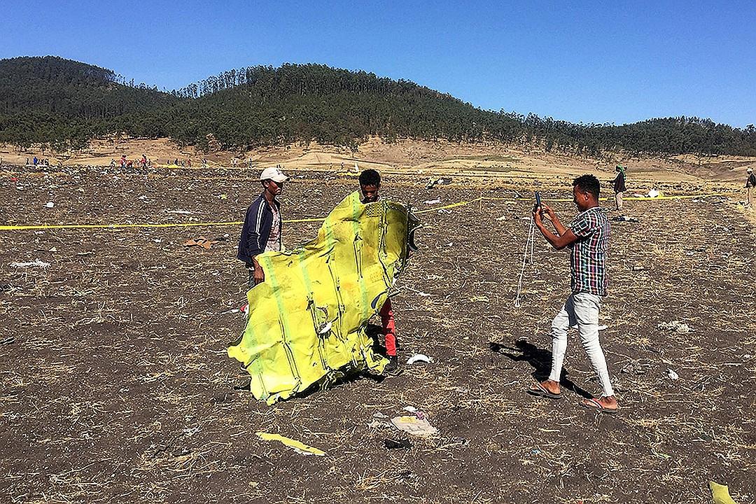 После катастрофы в Эфиопии Китай приостановил полёты Boeing-737 Max8, Росавиация – нет