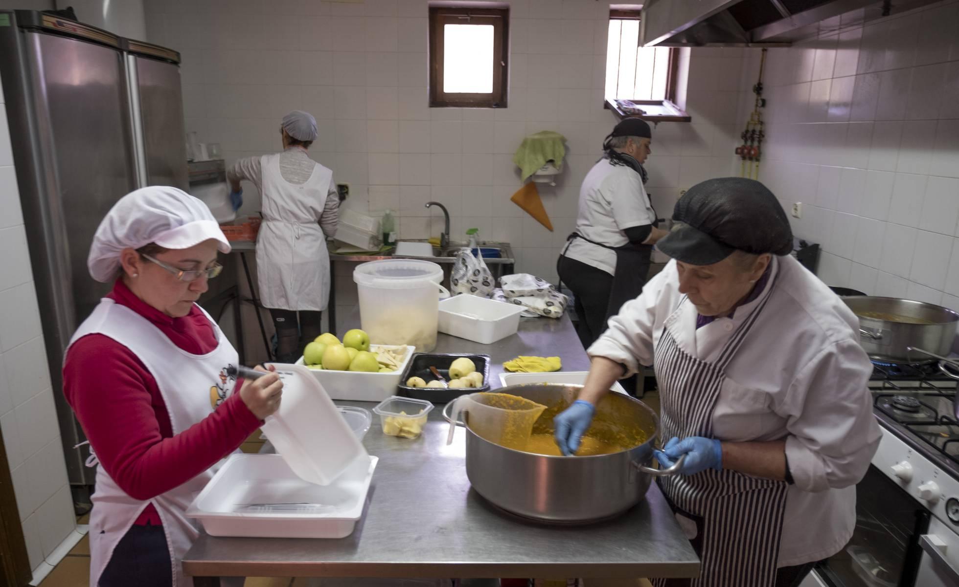 Женщины из маленькой деревни провинции Кадис создают свой бизнес